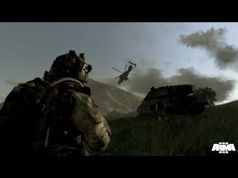 ArmA 3 Attack