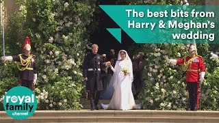 Royal Wedding: All the highlights from Prince Harry and Meghan Markle's big day