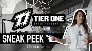 Tier One Facility Sneak Peek