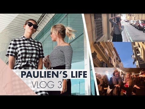 Citytrip naar Barcelona, veel shoppen & in een luchtballon zitten l Paulien's Life VLOG #3