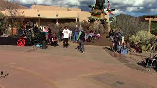 Valentino Tsigiwhaeno Rivera - Celebration of Life -Santa Fe Break Dancers