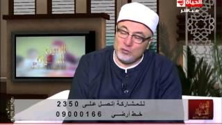 بالفيديو.. خالد الجندي يوضح حكم الشرع في قتل الحشرات