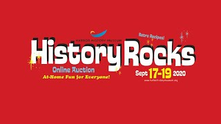 Harbor History Museum - History Rocks