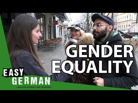 Are men and women equal in Germany? | Easy German 239