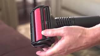 Универсальная насадка для встроенного пылесоса -  для удаления шерсти