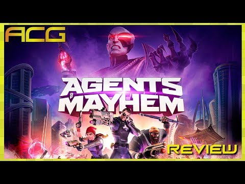 Agents of Mayhem Review 'Buy, Wait for Sale, Rent, Never Touch?' Updated no Micros check pin comment