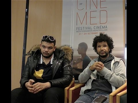 CINEMED 2016 : Rachid Djaïdani & Sadek (Tour de France BA + ITW)
