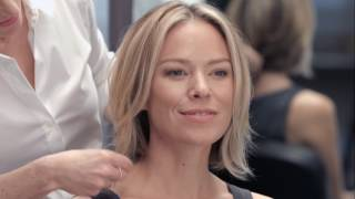 Styling Tips for Thinning Hair - Straight Hair | REGAINE®