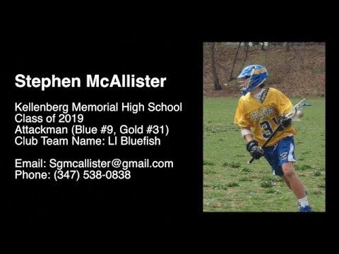 Stephen McAllister: Class of 2019 Attack, Kellenberg Memorial High School