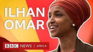 Ilhan Omar: From Somali Refugee to US Congress! - BBC What's New?