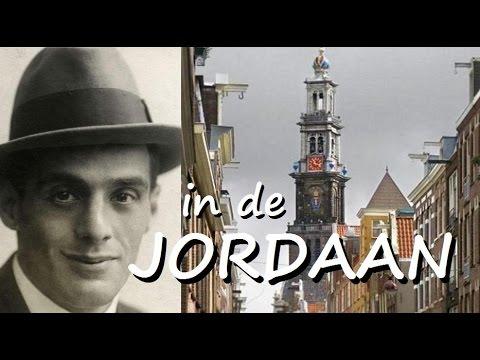 In de Jordaan - Louis Davids, met beelden van de oude Jordaan en Jordanezen in Amsterdam