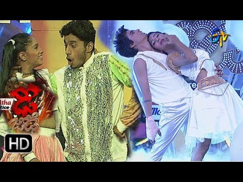 Dhee Jodi | 31st May 2017| Full Episode | ETV Telugu