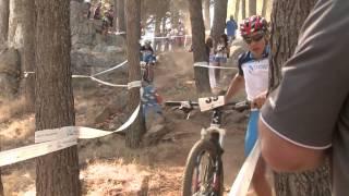 Campeonato de España Ciclismo en Edad Escolar BTT Cadetes
