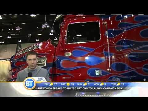 2015 Calgary International  Auto And Truck Show - March 13th
