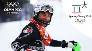 From St Moritz to PyeongChang: Mexico at the Winter Olympics | Winter Olympics 2018 | PyeongChang