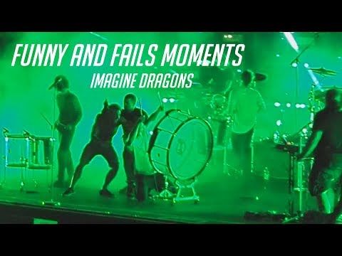 FANS STEAL THE SHOW FROM IMAGINE DRAGONS! NOT CLICKBAIT! | TOP 10 FUNNY AND FAILED MOMENTS! :D Mp3