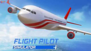 Airplane Flying Flight Pilot Games 3D Android - AirPlanes Toys Games For Kids