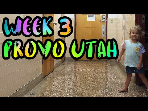 Dorothy Takes Over the Vlog!! Does She Love Hawaii OR Chuck-E-Cheese?? /// WEEK 3 : Provo, Utah