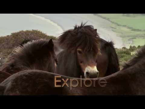 Visit Exmoor TV advert - dream, discover, explore
