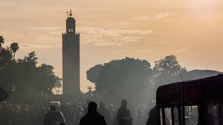 MARRAKECH and the most visited place in Morocco: Djemaa el Fna (Episode 11)