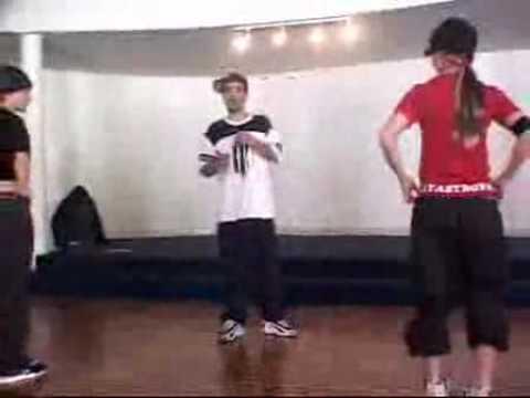 Học nhảy theo hướng dẫn - Clip.vn.flv