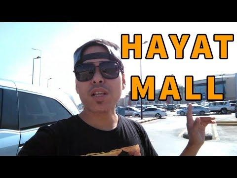 HAYAT MALL VLOG TOUR RIYADH KSA (EPESODE 1)
