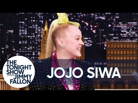JoJo Siwa on Grabbing Justin Bieber's Attention and Her Signature Bows Mp3