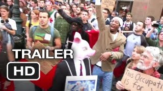 99%: The Occupy Wall Street Collaborative Film Official Trailer 1 (2013) - Documentary HD