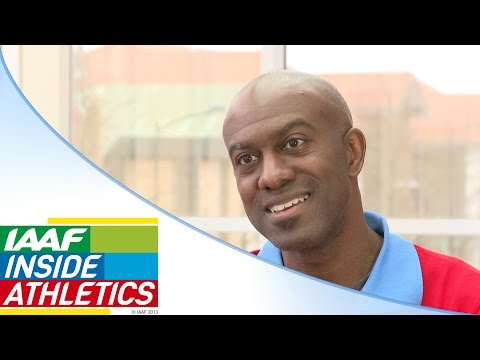 IAAF Inside Athletics Season 2 - Episode 04 - Allen Johnson
