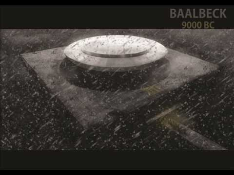 BAALBEK: HUGE LANDING PLATFORM FOR THE ALIENS, WHO ONCE VISITED OUR PLANET