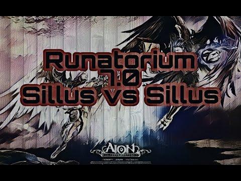 AION 7.0   RUNATORIUM – RUNATORIO   PAINTER -PINTOR   SILLUS VS SILLUS   AION PVP   AION PVE