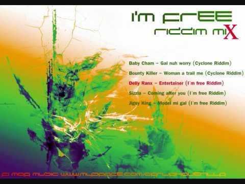 I'm free Riddim Mix [May 2011]