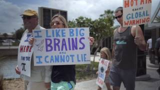 March For Science - Space Coast