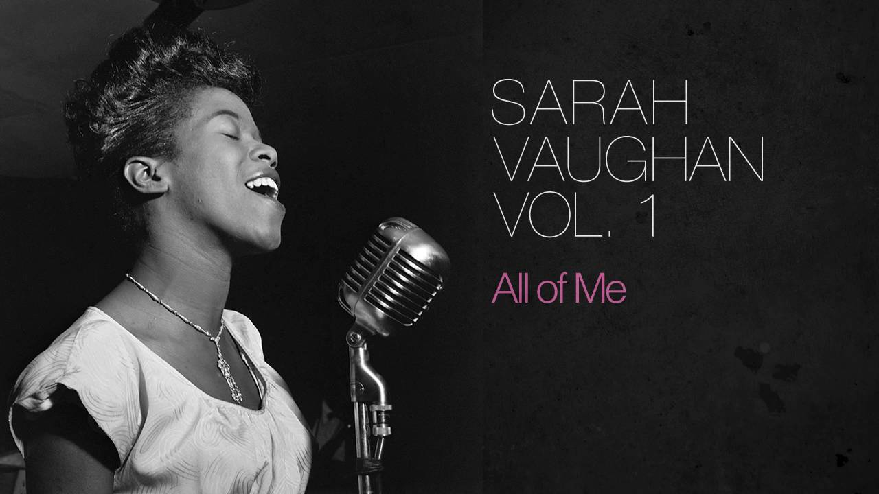 Sarah Vaughan - All of Me