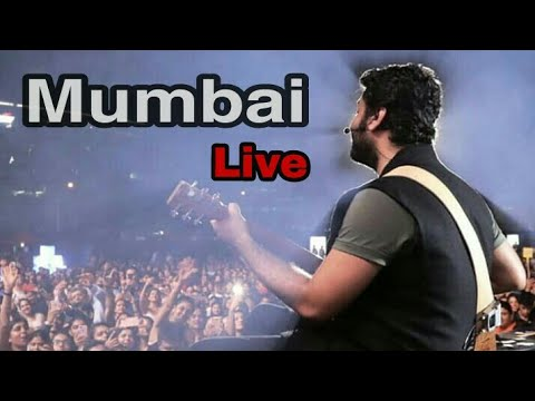 ARIJIT SINGH LIVE ❤BKC Mumbai | MMRDA Ground | 24 March 2018