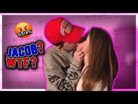 Fan Girl Who Kissed Jacob Sartorius!! (Not Clickbait!!)