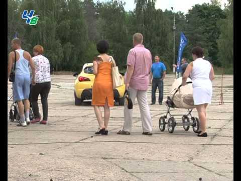 Тест-драйв Чехов-Авто