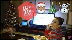 Рутина през почивните дни ❄︎ Christmas Edition + Рецепта