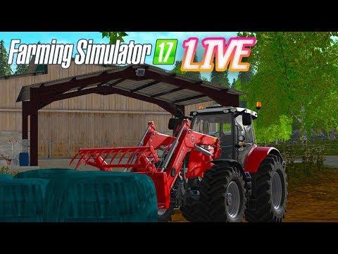 LE BOUT DU MONDE NEW ! (FARMING SIMULATOR 17 LIVE)