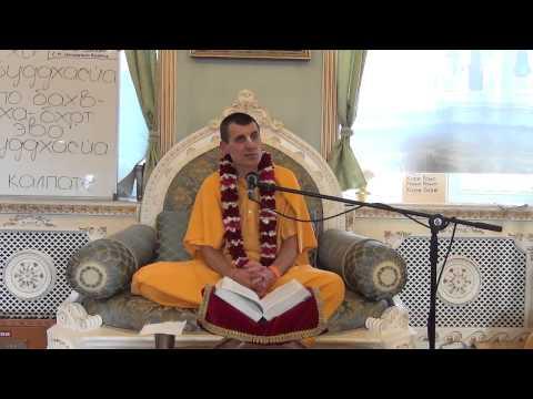 Бхагавад Гита 9.14 - Вальмики прабху