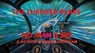 Lukozer LIVE - No Man