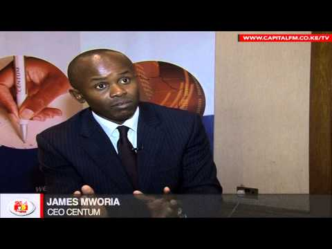 Mworia: From intern to CEO of fast growing Centum