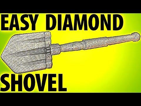 COD WW2 - HOW TO GET EASY DIAMOND CAMO SHOVEL