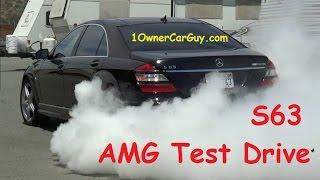 2009 Mercedes-Benz AMG S63 Videos