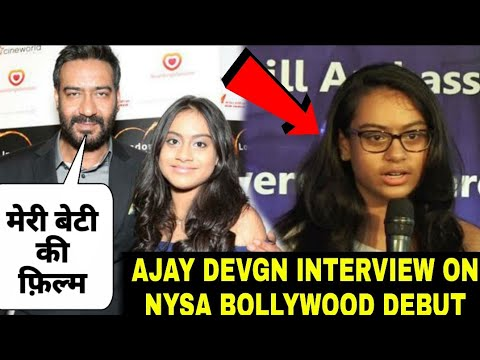 Ajay Devgn Reaction On Daughter Nysa Bollywood Debut, Ajay Devgn Interview, Total Dhamaal Promotion