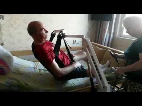 Подъемник для лежачих больных своими руками фото 53