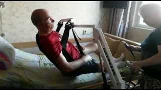 Подъёмник Minik облегчает уход за больными и пожилыми