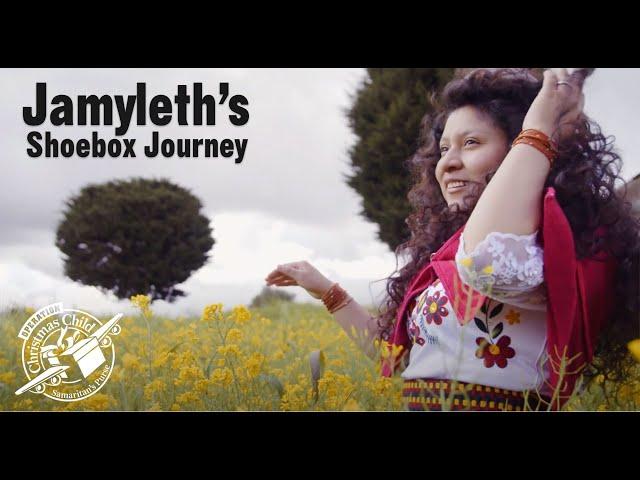 Jamyleth's Shoebox Journey