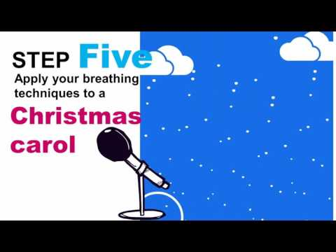 Singing for Breathing   How to practice deep breathing techniques   COPD