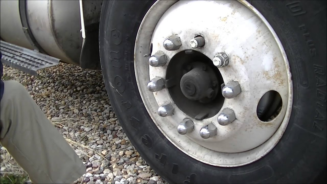 Tire Lug Nuts >> How To Quickly Remove Lug Nuts From A Truck | Cheater Wrench™ - YouTube